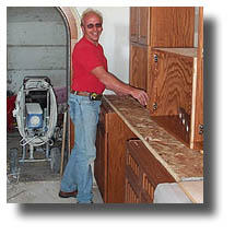 Ken Selle of Lloyds Cabinets